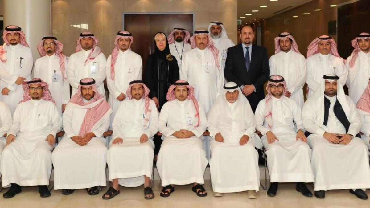 The UNWTO Executive Training Course in the Kingdom of Saudi Arabia on MICE Tourism was inaugurated on 22 November 2016
