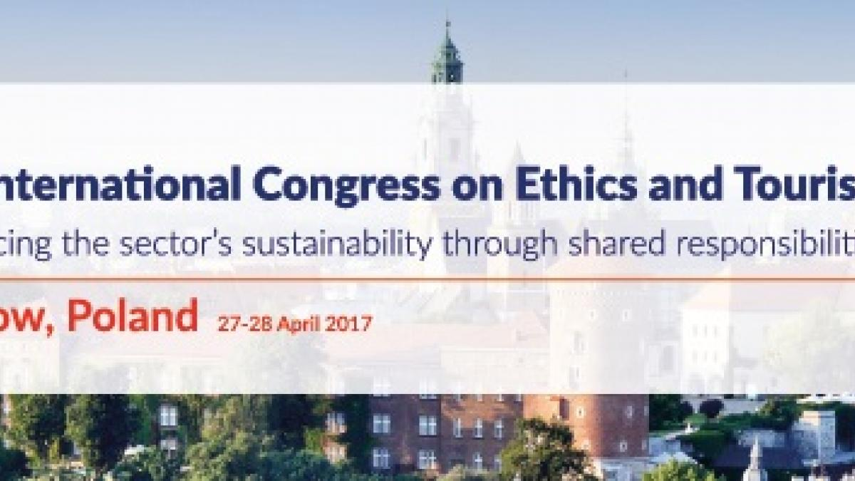 3rd International Congress on Ethics and Tourism: Enhancing the sector's sustainability through shared responsibilities