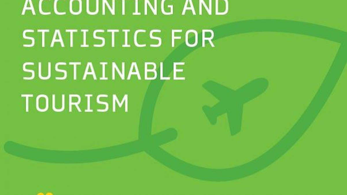 Accounting and Statistics for Sustainable Tourism - Lunchtime Seminar