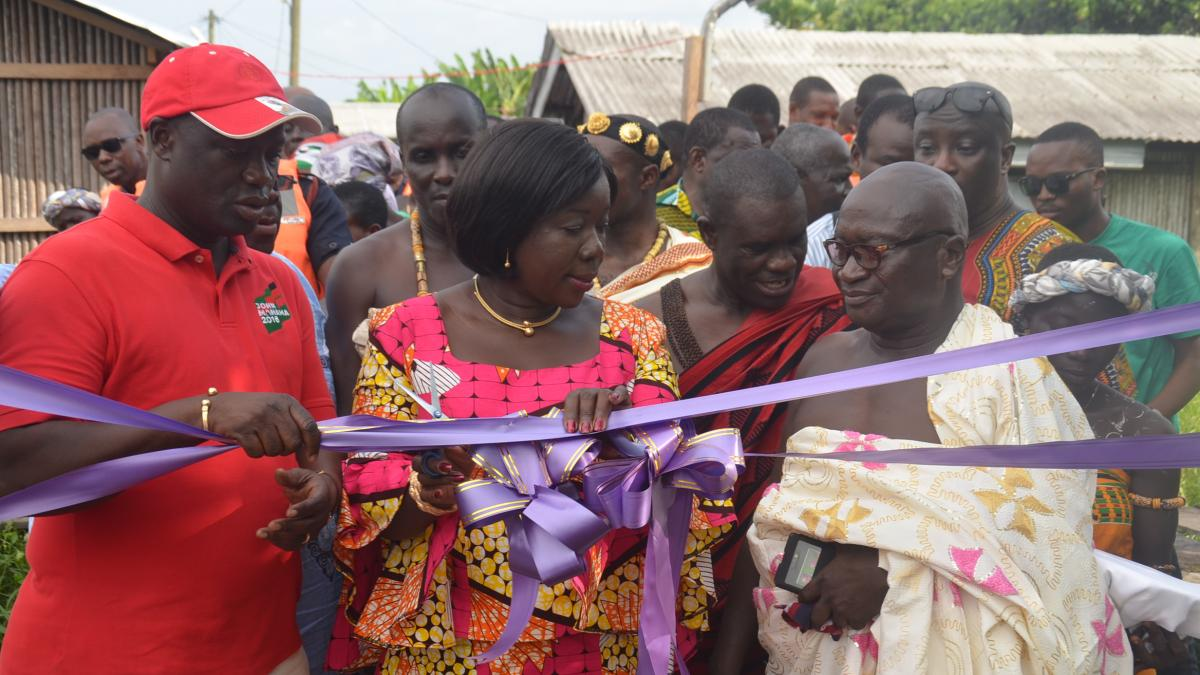 ST-EP projects in Ghana and in Bosnia and Herzegovina successfully completed
