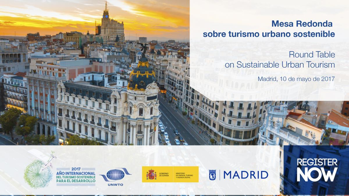 Round Table on Sustainable Urban Tourism