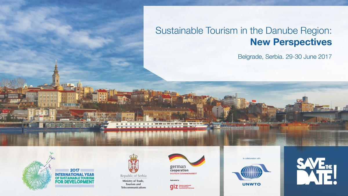 Conference on Sustainable Tourism in the Danube Region: New Perspectives