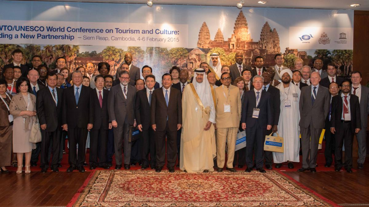 UNWTO/UNESCO World Conference on Tourism and Culture: Building New Partnerships