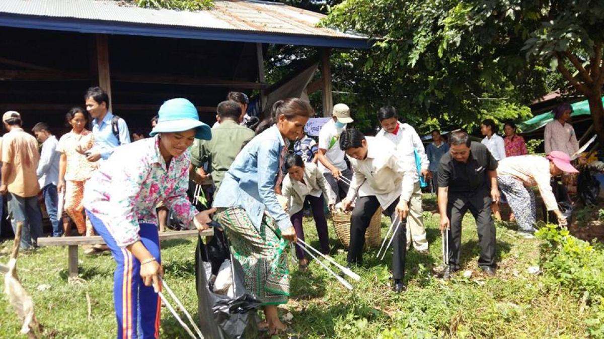 ST-EP Project on Ecotourism Promotion in Northern Cambodia Completed Successfully