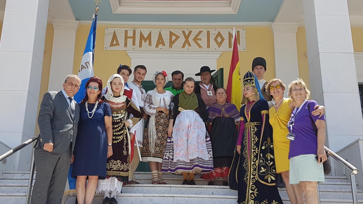 International Folklore Festival of Salamina