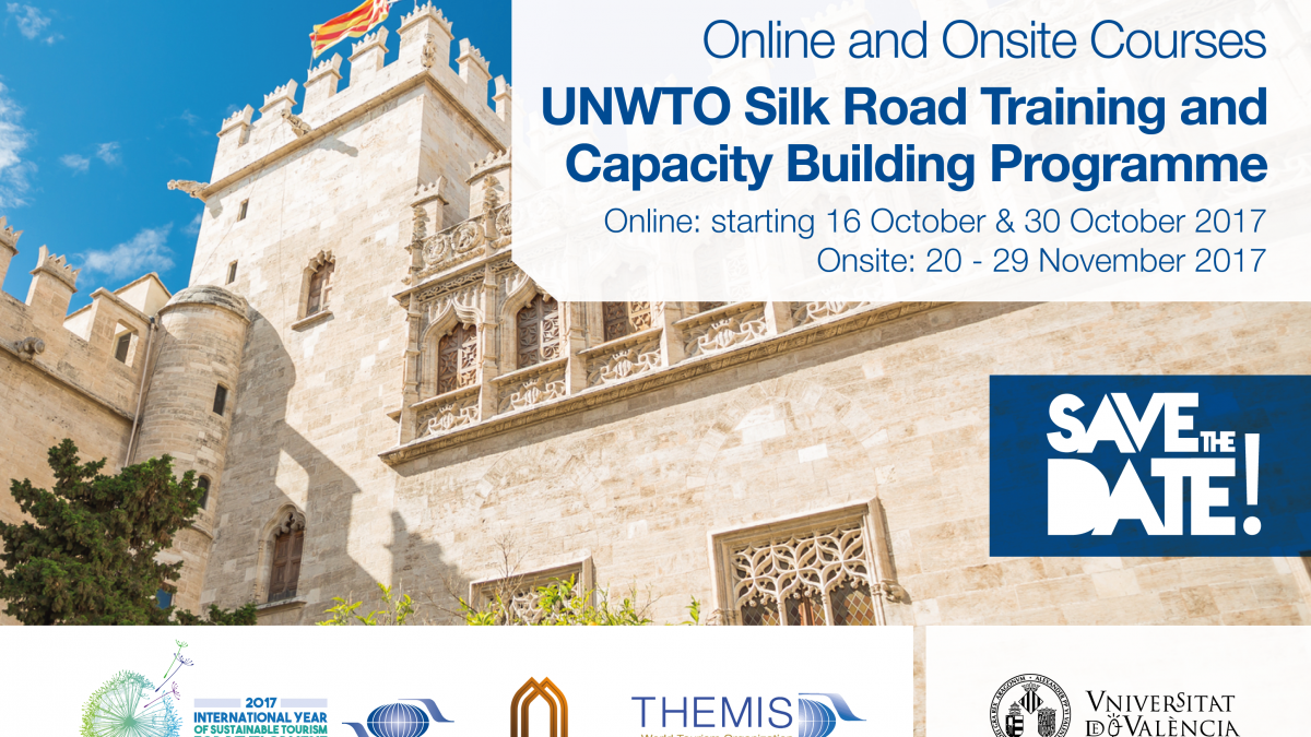 UNWTO Silk Road Training and Capacity Building Programme
