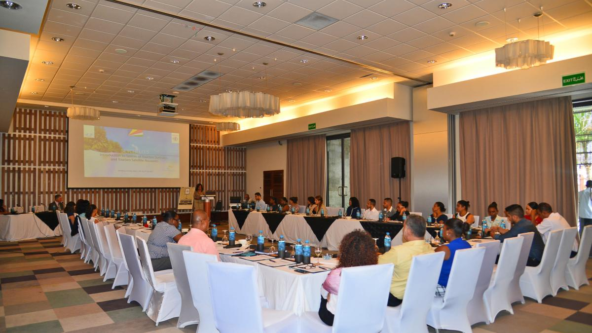 Development of Tourism Statistics and Tourism Satellite Account in Seychelles