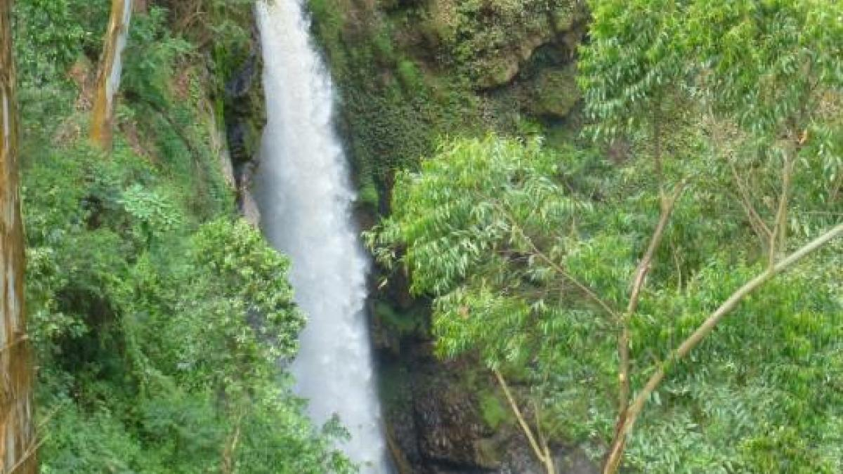 Kisiizi Falls Tourism Project in Uganda Successfully Completed