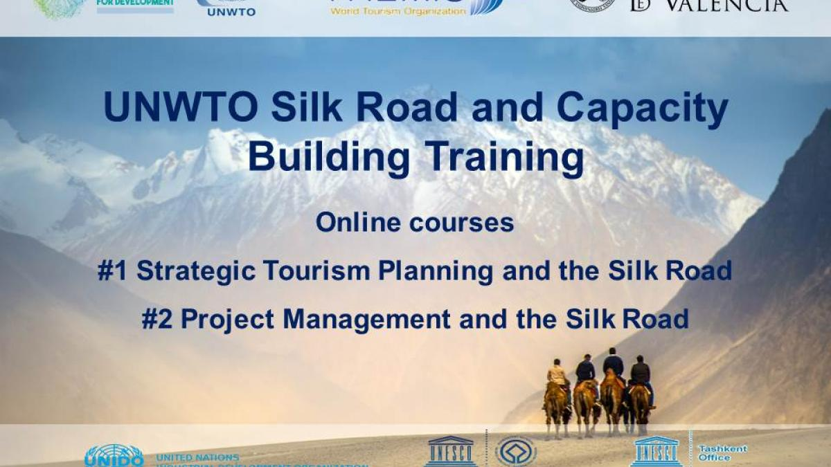 Supporting excellence along the Silk Road: Official start of the UNWTO Silk Road Training and Capacity Building Programme