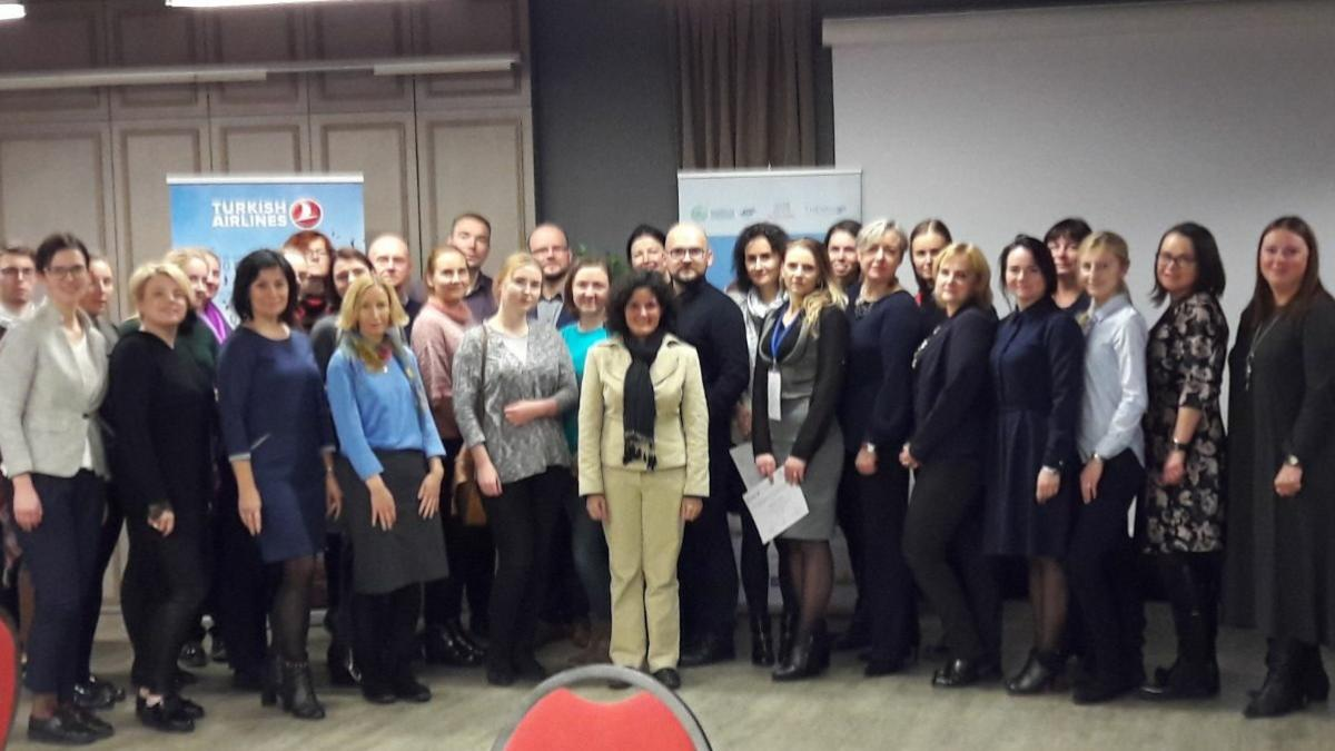 """The UNWTO Workshop on """"Current Trends in Tourism eMarketing"""" was closed in Kèdainiai"""