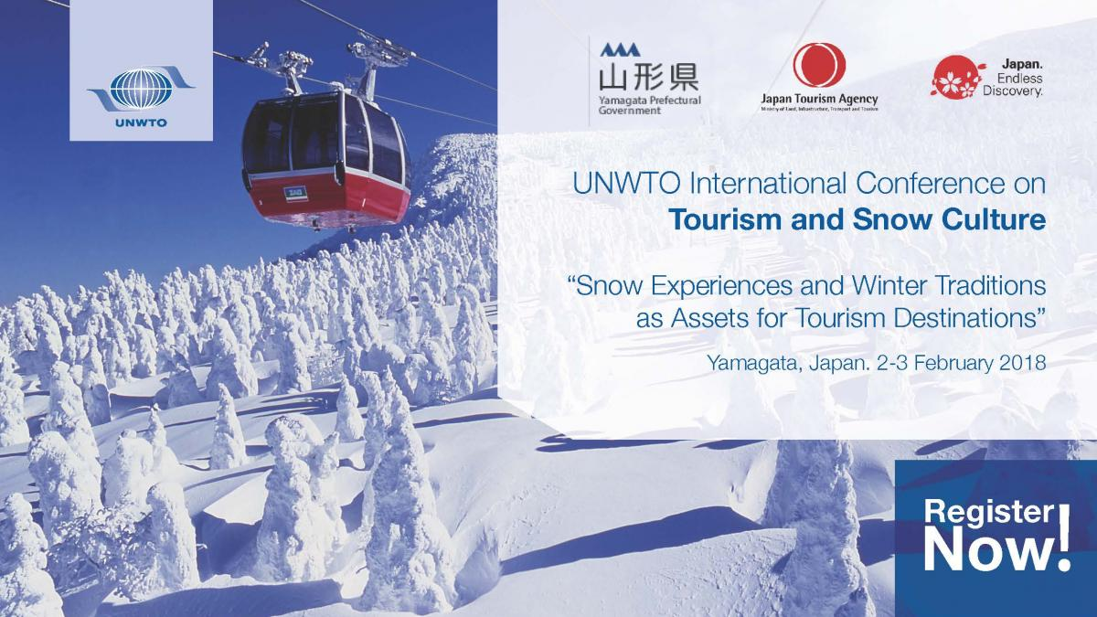 UNWTO International Conference on Tourism and Snow Culture                                        ~ Snow Experiences and Winter Traditions as Assets for Tourism Destinations ~