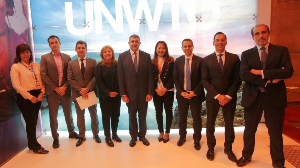 Private sector commits to the UNWTO Global Code of Ethics for Tourism at FITUR