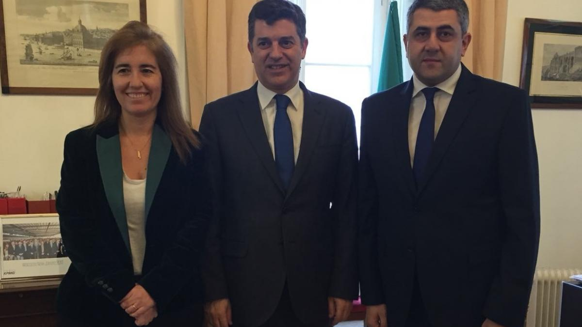 Innovation and training on the agenda of UNWTO Secretary-General visit to Portugal