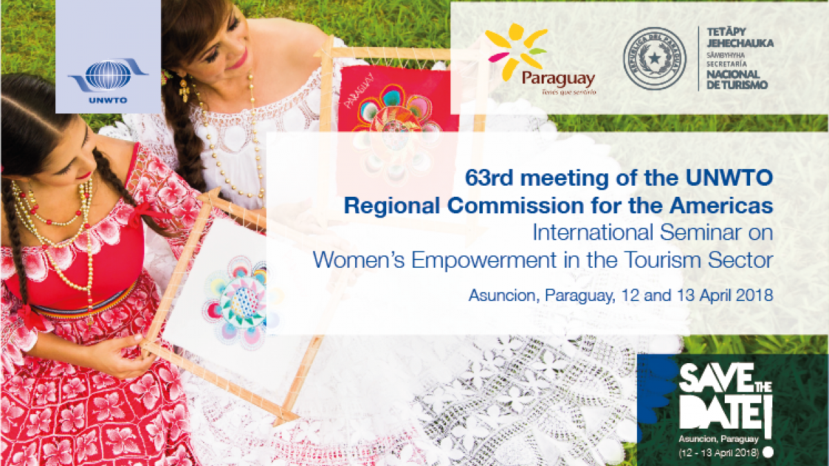 International Seminar on Women's Empowerment in the Tourism Sector