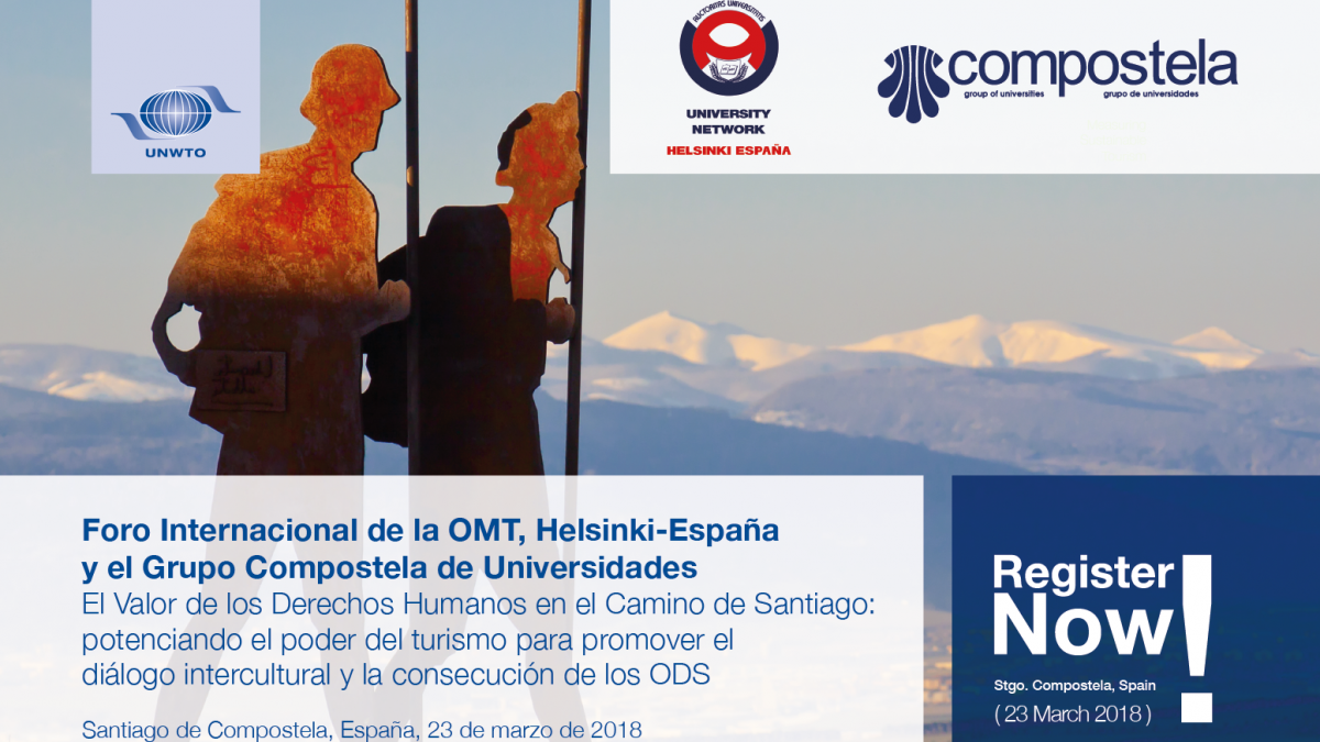 El valor de los derechos humanos en el Camino de Santiago: potenciando el poder del turismo para promover el diálogo intercultural y la consecución de los Objetivos de Desarrollo Sostenible