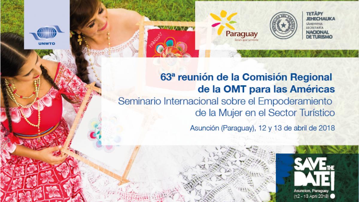 Seminario Internacional sobre el Empoderamiento de la Mujer en el Sector Turístico