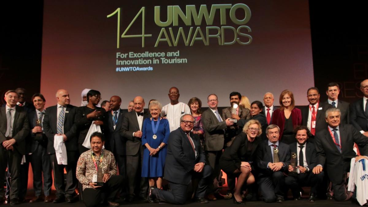 Des initiatives du Portugal, de l'Espagne, de l'Inde et de l'Indonésie couronnées par les prix de l'OMT récompensant l'innovation dans le tourisme