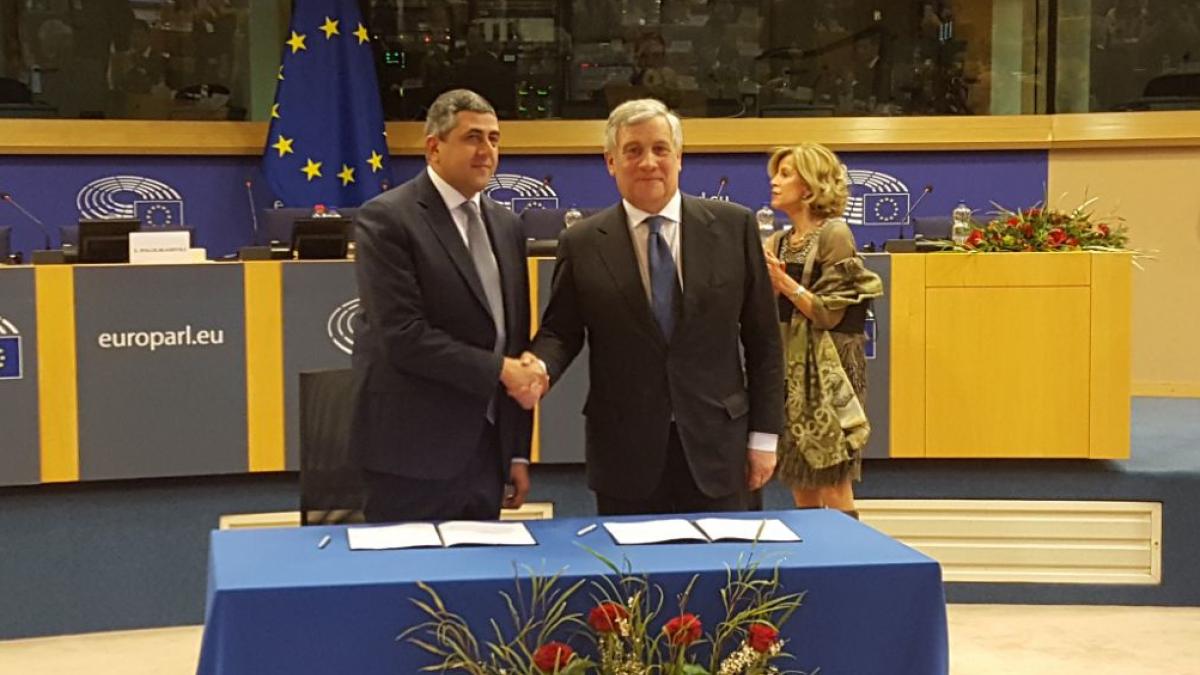 La OMT profundiza la cooperación turística con la Unión Europea