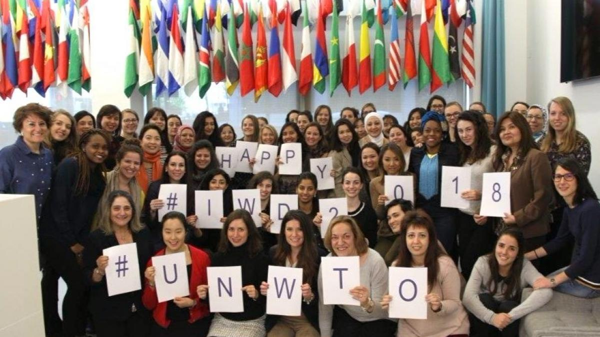 Message by UNWTO Secretary General on the occasion of International Women´s Day