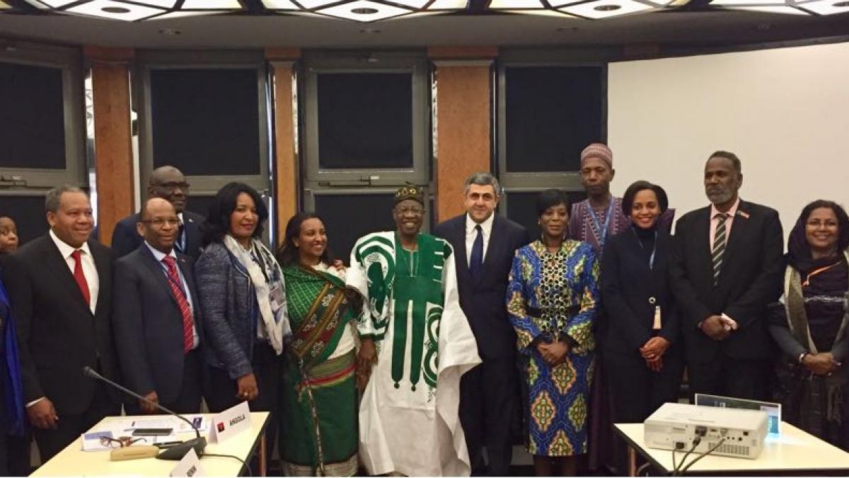 Avanza en Berlín la nueva Agenda para África de la OMT