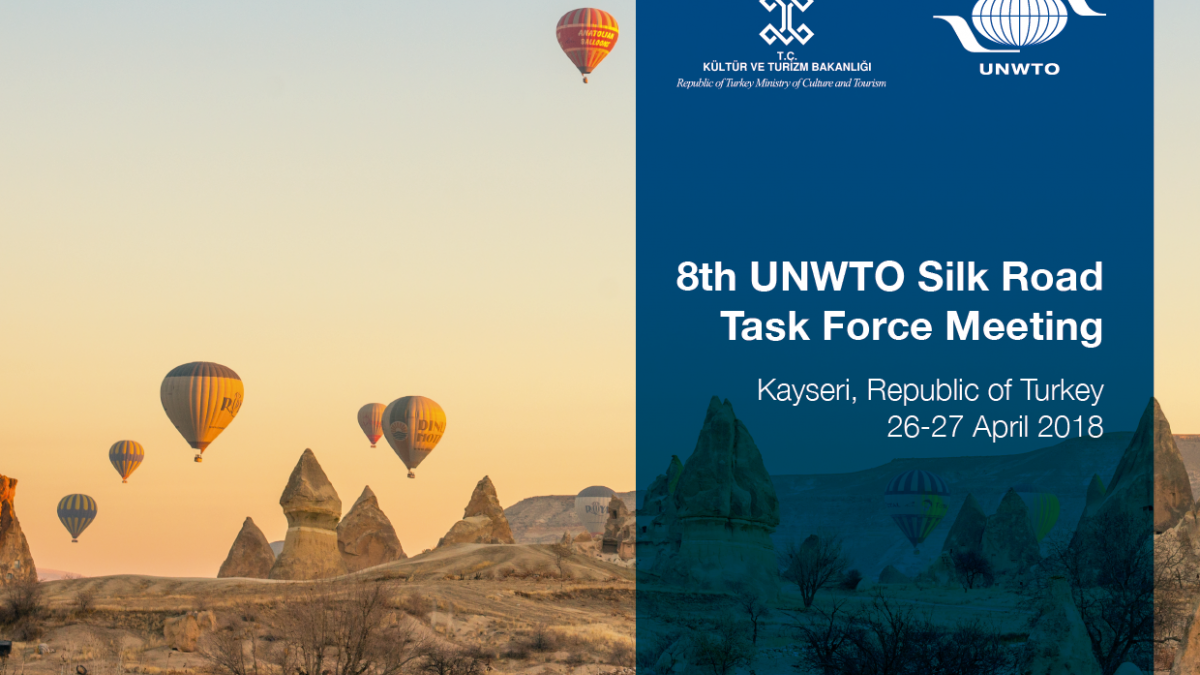 8th UNWTO Silk Road Task Force Meeting