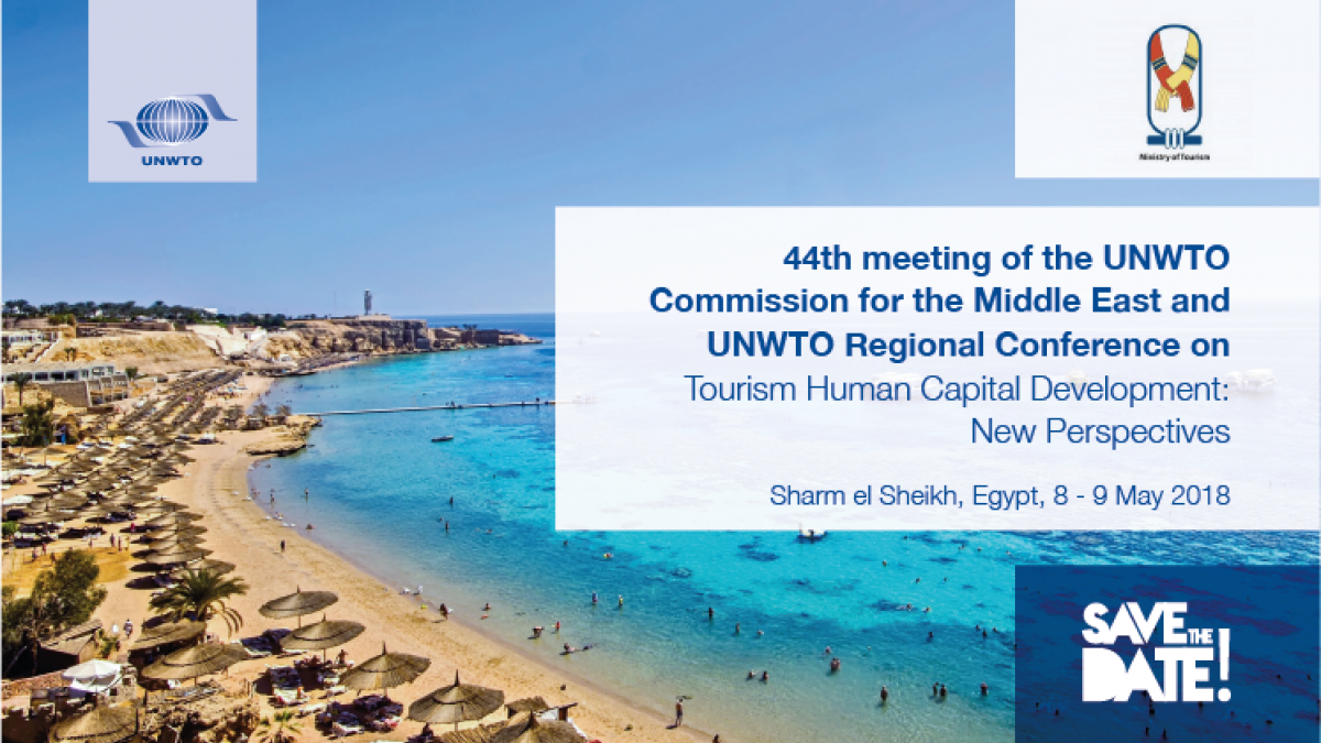44th Meeting of the UNWTO Commission for the Middle East