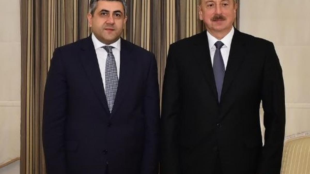 Le Secrétaire général de l'OMT rencontre le Président de la République d'Azerbaïdjan