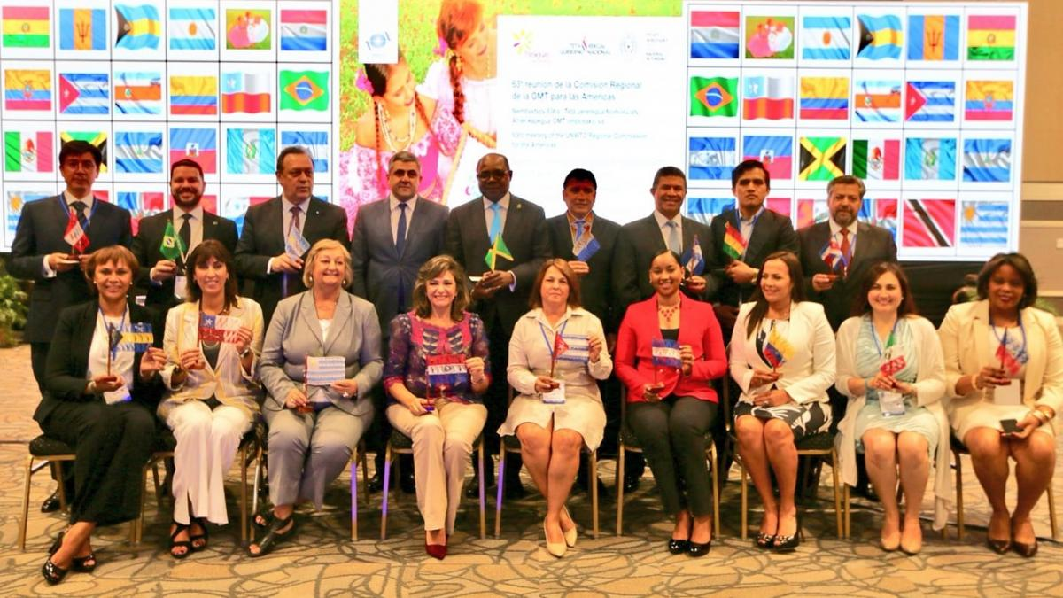"""Without equity there is no development"": Women's empowerment in tourism, central theme of the ministerial meeting of the Americas"