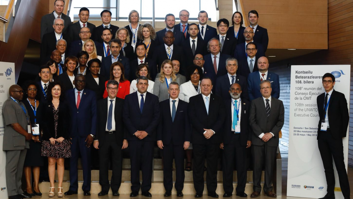 UNWTO's Executive Council supports the priorities of the Secretary-General for his mandate and new management team