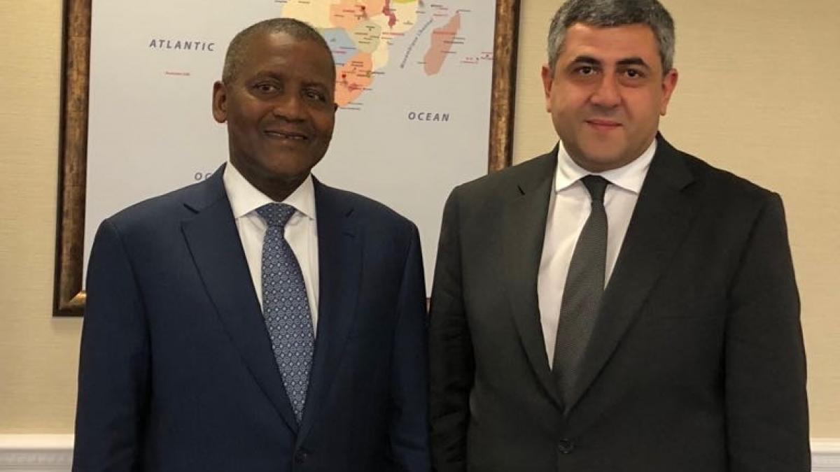 Un filántropo mundial se convierte en el primer embajador africano de Turismo Responsable de la OMT
