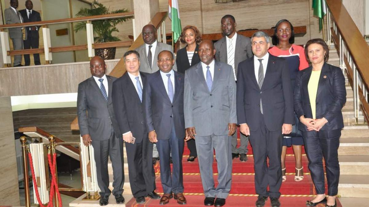 Côte d'Ivoire : la collaboration et l'appui politique ouvrent des perspectives pour le tourisme durable