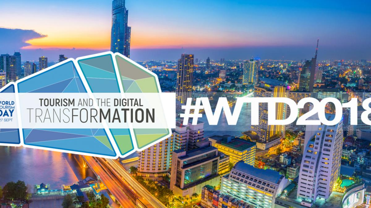 World Tourism Day Places Focus on Innovation & Digital Transformation