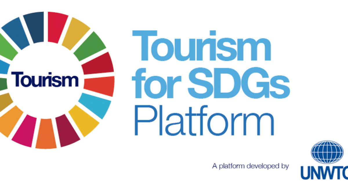 Tourism for Sustainable Development Goals Platform Launch