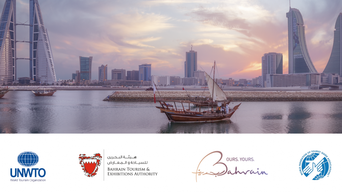 UNWTO Training Programme in the Kingdom of Bahrain on Tour Guiding