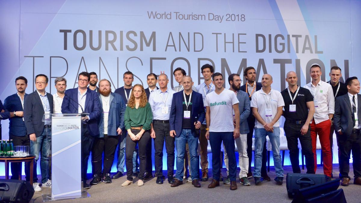 Digital Transformation & Innovation Take Spotlight on World Tourism Day 2018