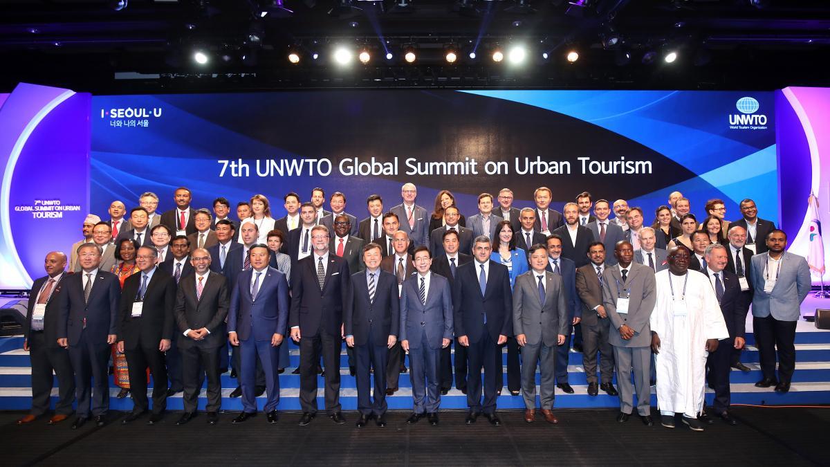 Conférence de l'OMT sur le tourisme urbain : penser les villes pour leurs habitants et pour les visiteurs