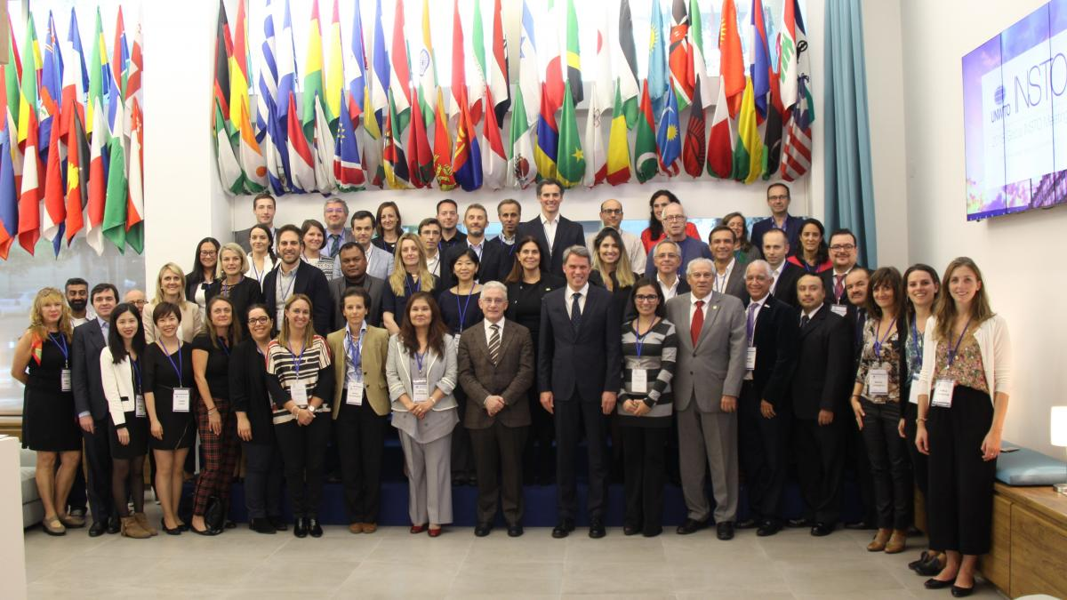 Spatial Data the Focus of UNWTO Sustainable Tourism Observatories Meeting