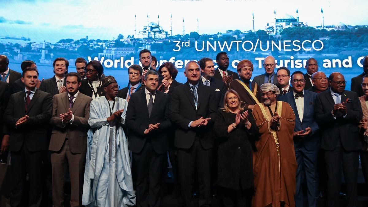Conférence OMT/UNESCO : le tourisme culturel, un soutien pour les populations et pour le patrimoine vivant