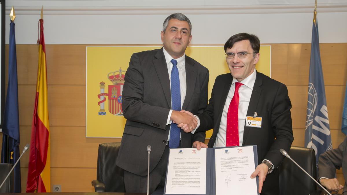 La Fondation ONCE et l'Organisation mondiale du tourisme, partenaires pour promouvoir l'emploi des personnes handicapées dans le secteur du tourisme