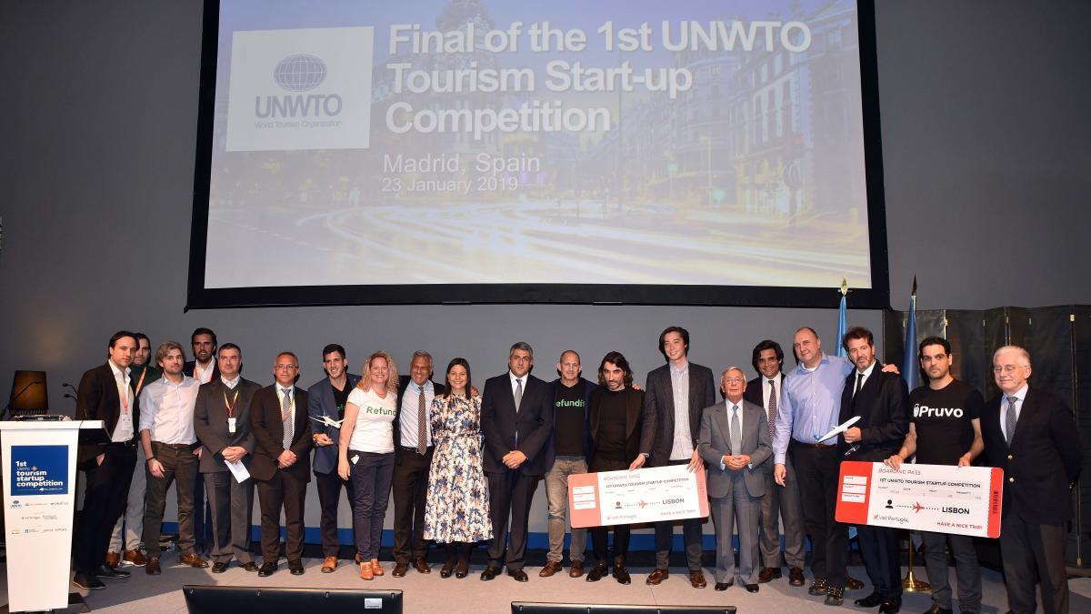 La startup Refundit ganadora de la 1ª Competición Mundial de startups de turismo