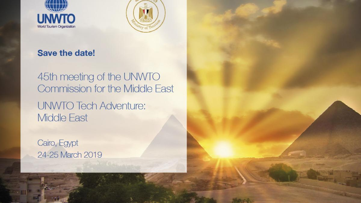 UNWTO Tourism Tech Adventure: Middle East