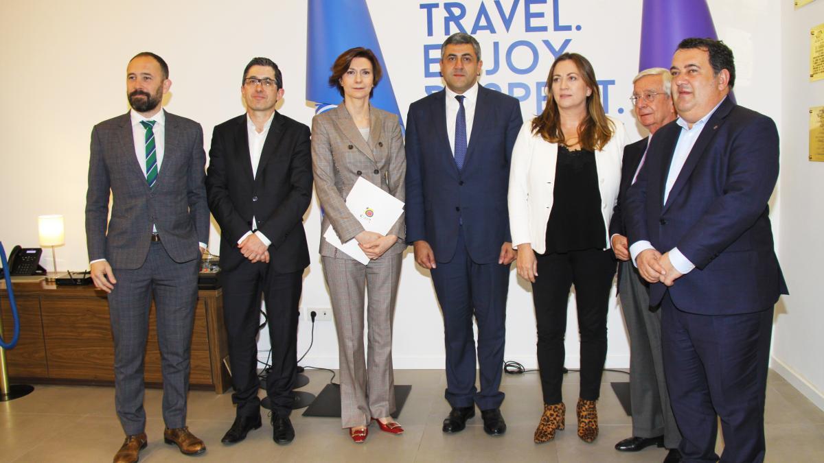 5th UNWTO World Forum on Gastronomy Tourism in San Sebastián: Job Creation, Entrepreneurship and Development