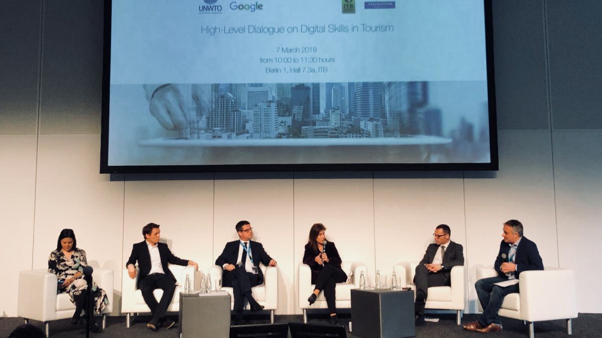 Google partners with UNWTO on Digital Skills Development