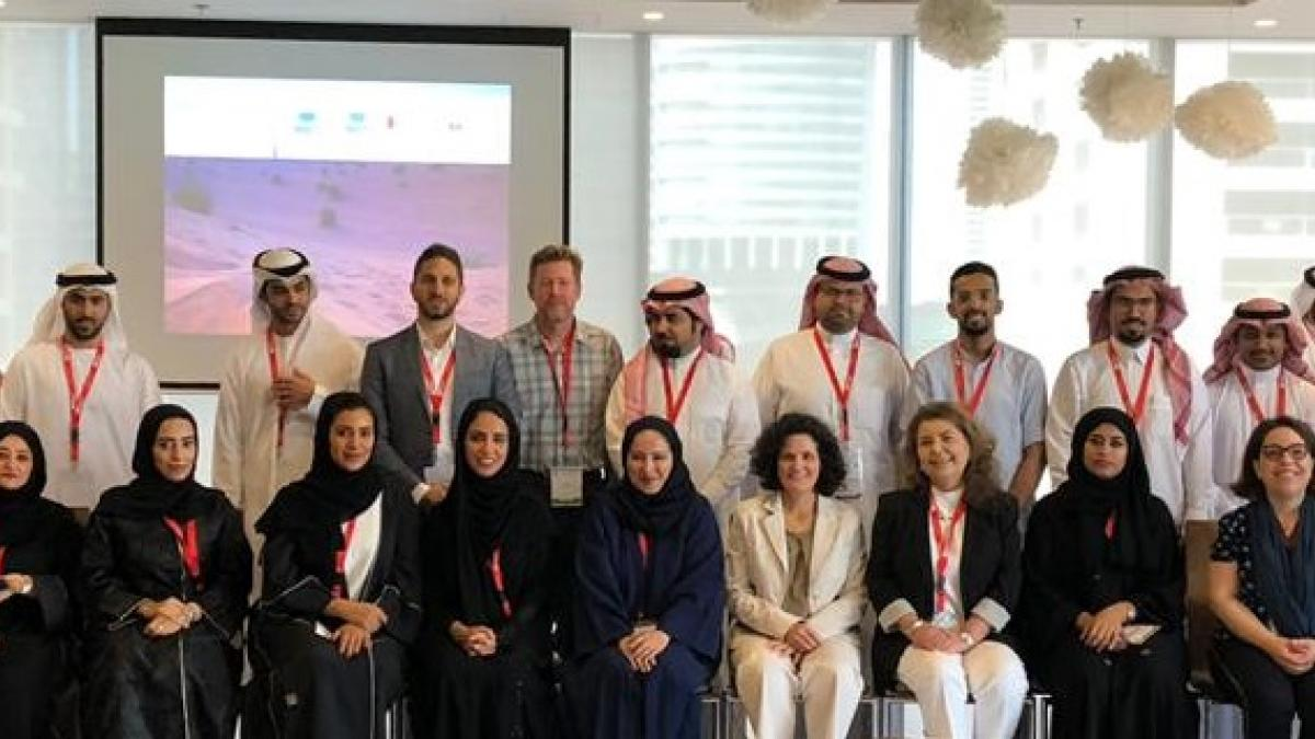 "Inaugurated the UNWTO Executive Education Workshop in United Arab Emirates on ""Sustainability in Tourism Destinations"" in Partnership with MODUL University Dubai with the support of the Ministry of Economy of the UAE"