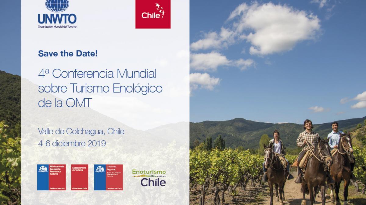 4a Conferencia Mundial sobre Turismo Enológico de la OMT