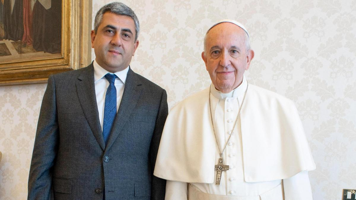 UNWTO Secretary-General meets Pope Francis, Celebrating Shared Values of Religion and Tourism