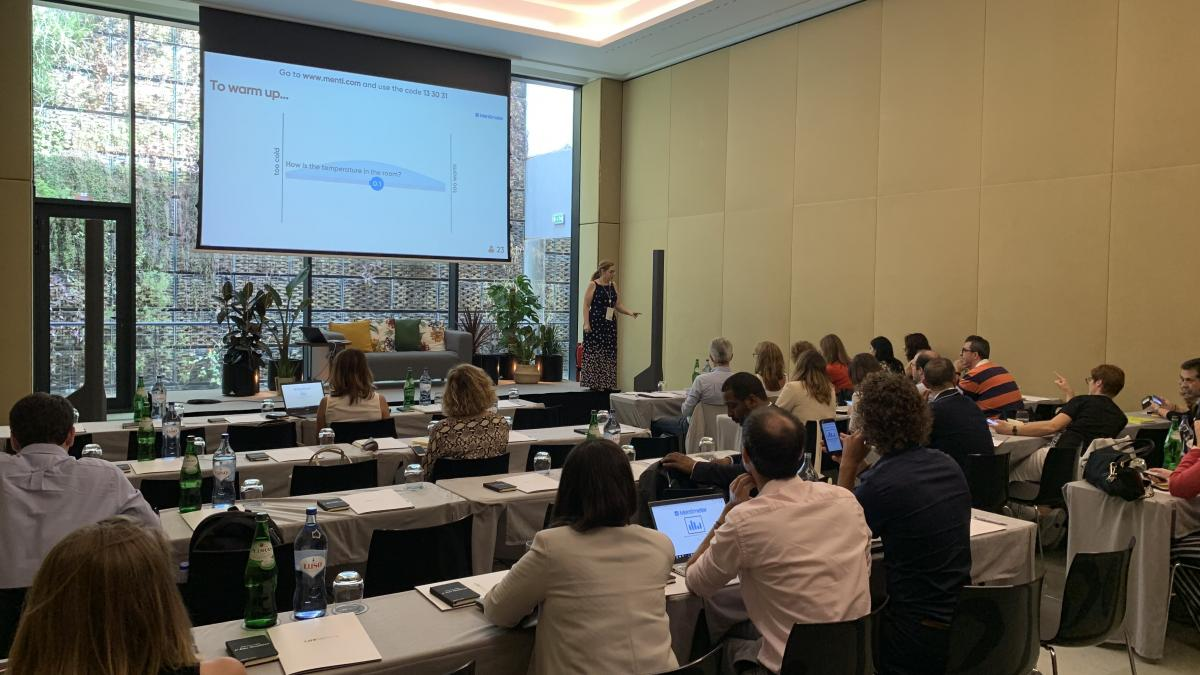 First International Center associated to UNWTO Academy in Portugal hosted Masterclass on Digital Transformation in Tourism