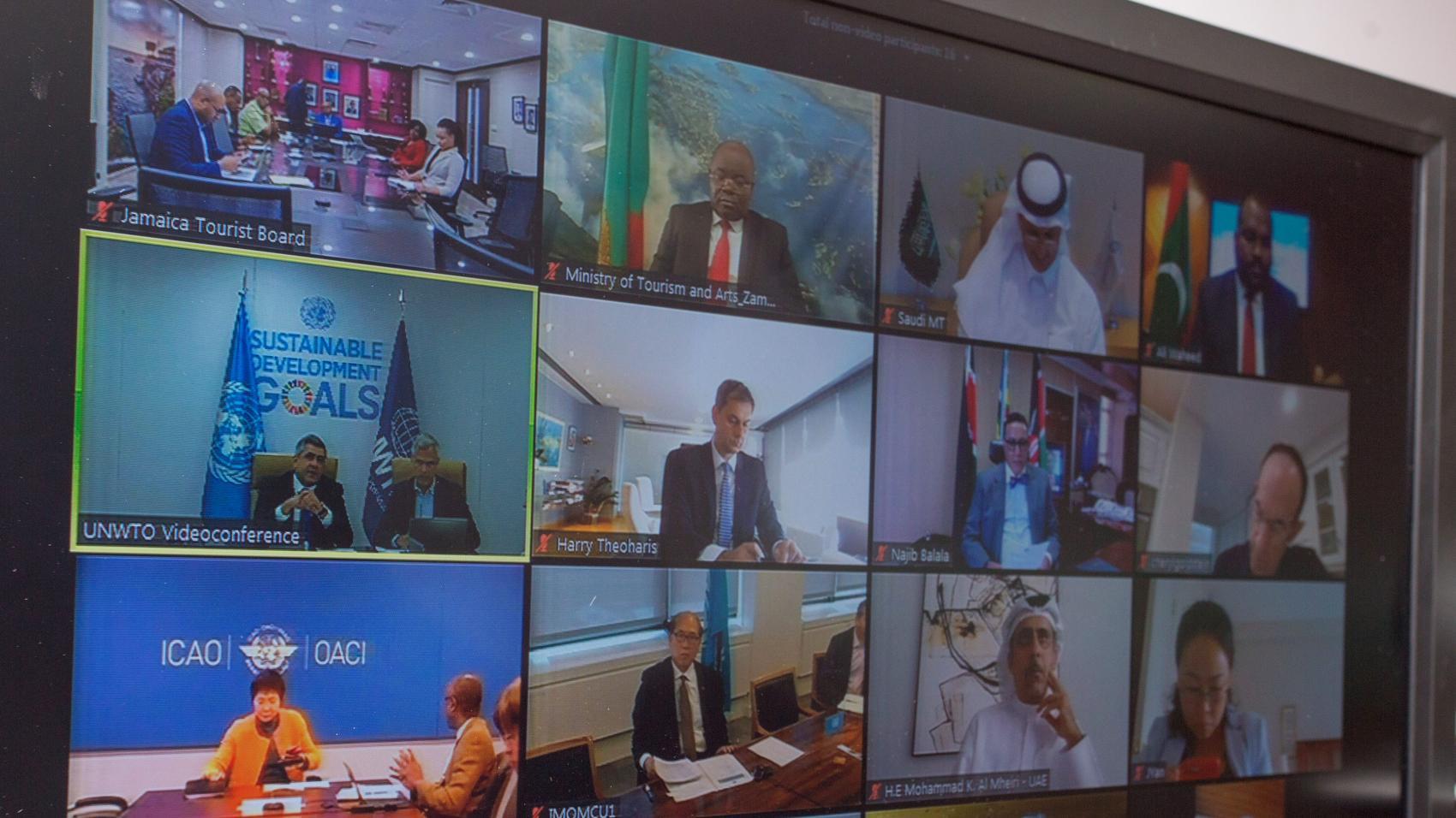 L'OMT convoque un comité de crise pour le tourisme mondial