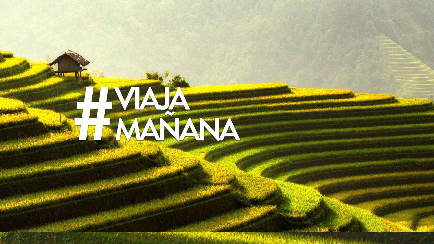 #viajamañana