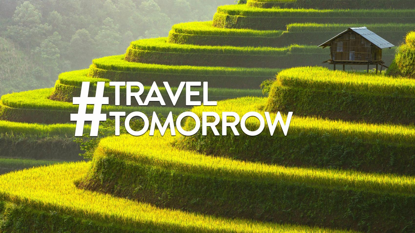 #Travel Tomorrow
